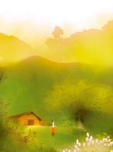 【流年】生命从早晨开始(现代诗外三首)