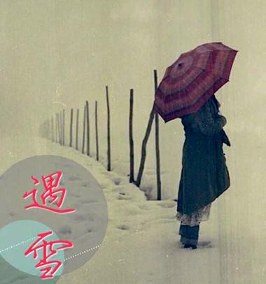 【柳岸】遇雪(组诗)
