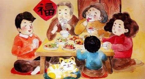 """【荷塘""""有奖金""""征文】儿时的过年(散文)"""